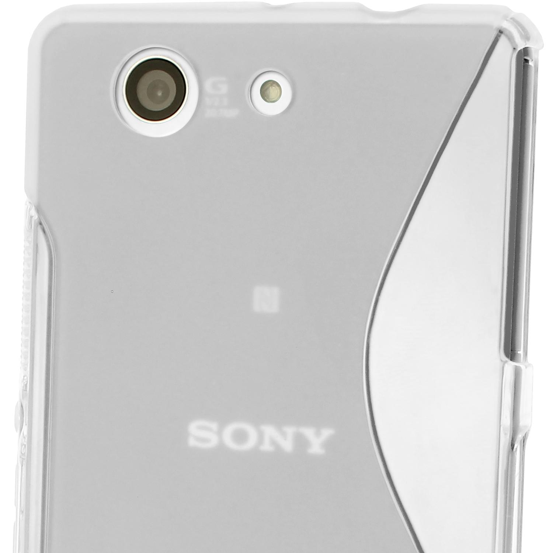 Sony D5803 Stav Konkurencieschopnosti A Inovci Touch Screen For D5833 Xperia Z3 Mini Compact Original Black Igadgitz S Line Wave Glossy Tpu Gel Skin Case Cover