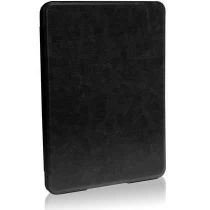 iGadgitz Slim PU Leather Shell Case for Amazon Kindle Voyage 7th Gen (Oct. 2014) with Sleep/Wake & Magnetic Closure Thumbnail 4