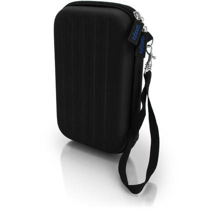 iGadgitz EVA Hard Travel Carry Case Cover for New Nintendo 3DS with Clip On Carry Strap Thumbnail 2