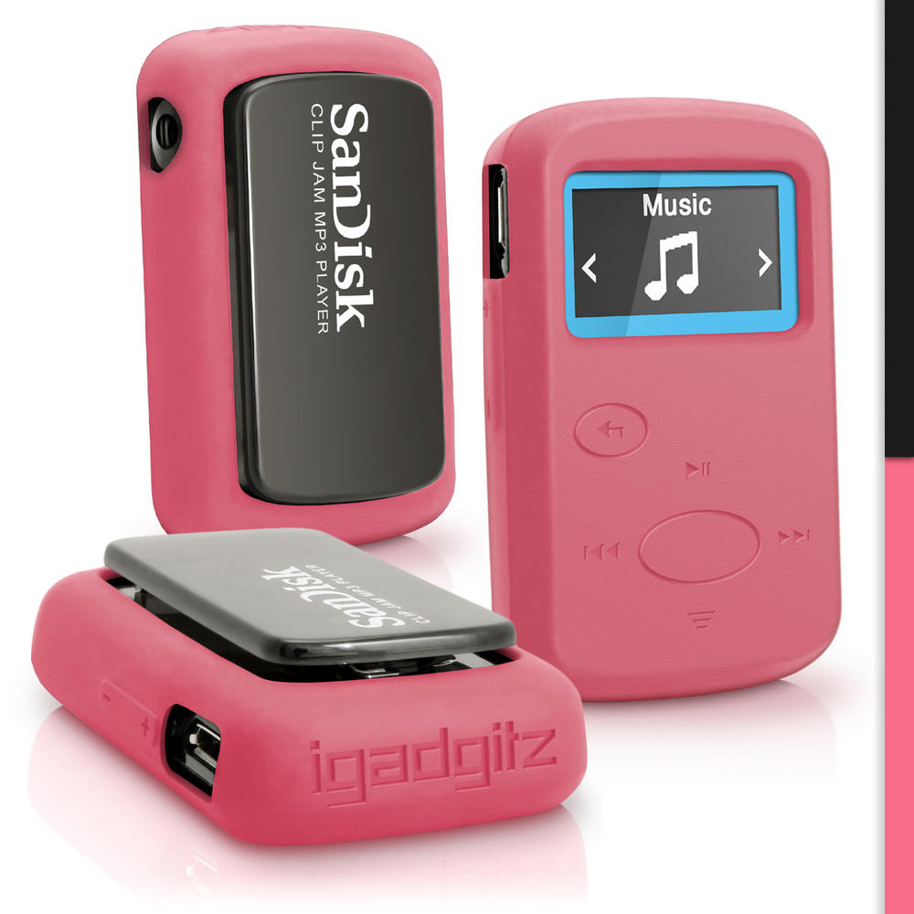 sandisk mp3 player instructions