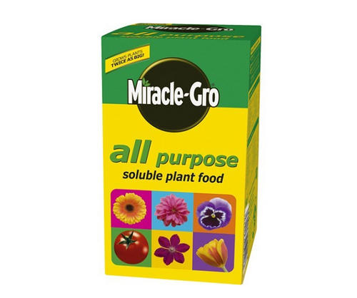 Miracle gro all purpose soluable plant food 500g or 1kg 10 - Miracle gro all purpose garden soil ...