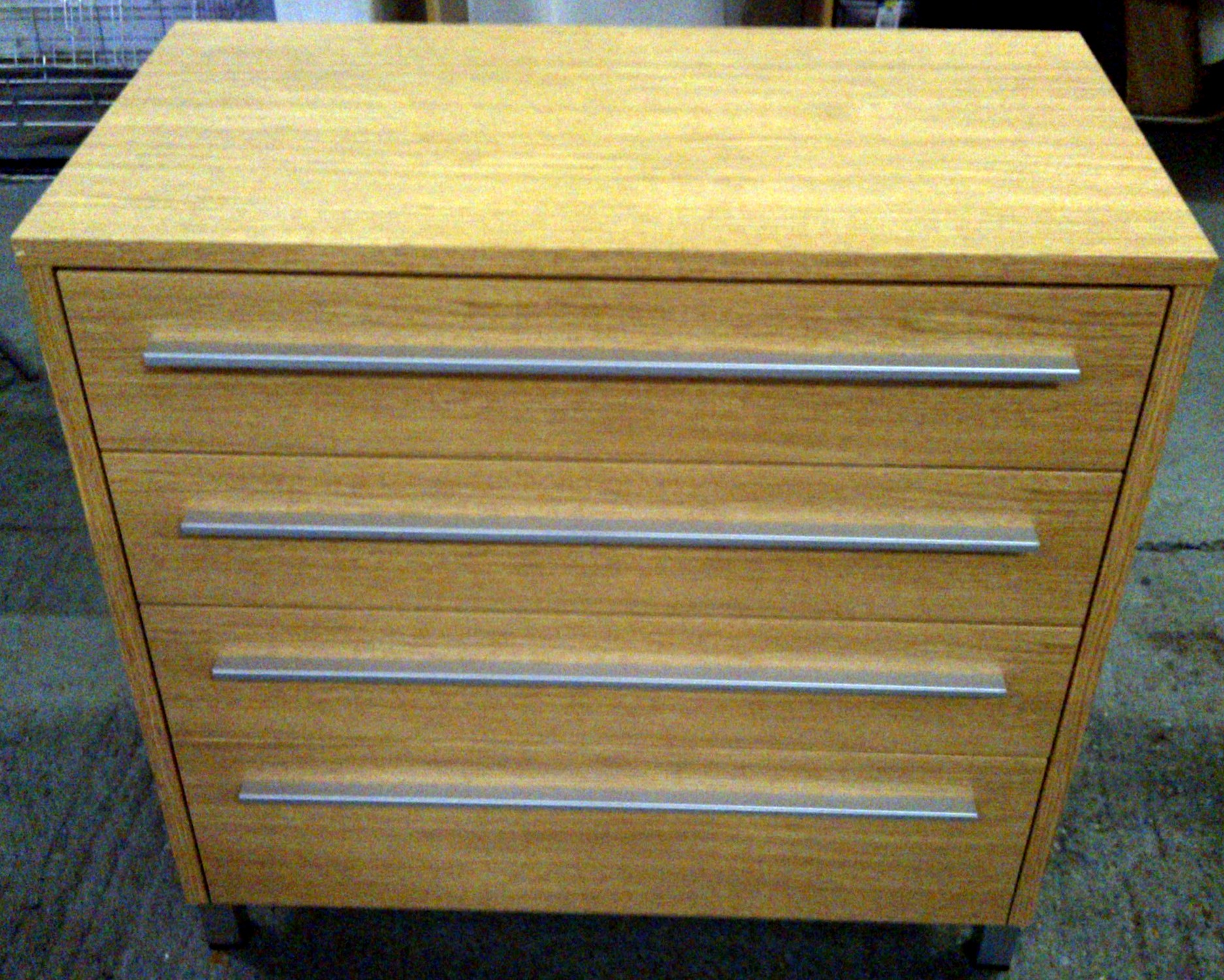 #A99122  Drawer Bedroom Furniture. Chest Of 4 Drawers. Solid Wood. Looks Great with 1874x1500 px of Best Chest Of Drawers Solid Wood 15001874 image @ avoidforclosure.info