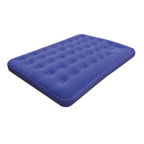 Double Size Inflatable Blow Up Air Bed Mattress Guest