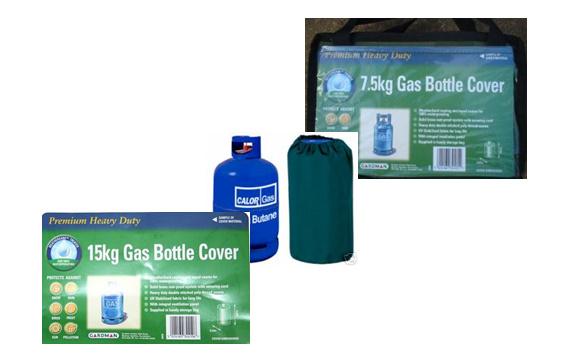 Gas Bottle Cover. 7.5kg Or 15kg. For Calor, Butane