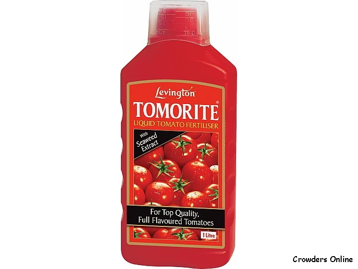 TOMATO PLANT FOOD TOP QUALITY 1L LIQUID FERTILISER WITH ALL NUTRIENTS Enlarged Preview