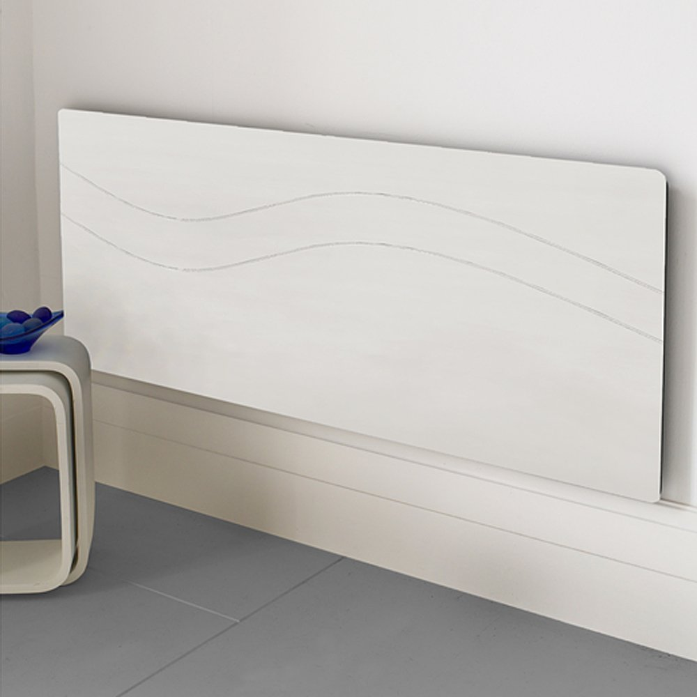 RADIATOR MODERN COVER MDF CHILD  SAFE BEDROOM LOUNGE HALL VARIOUS SIZES WHITE. Enlarged Preview