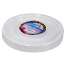 View Item DISPOSABLE PLASTIC PLATES. 25.5cm DIAMETER (10')'. PARTY, CELEBRATIONS. 50 PACK