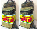 View Item SEASONED WOOD LOGS TRADITIONAL FUEL FOR LOG BURNERS STOVES & OPEN FIRES. 2 SACKS