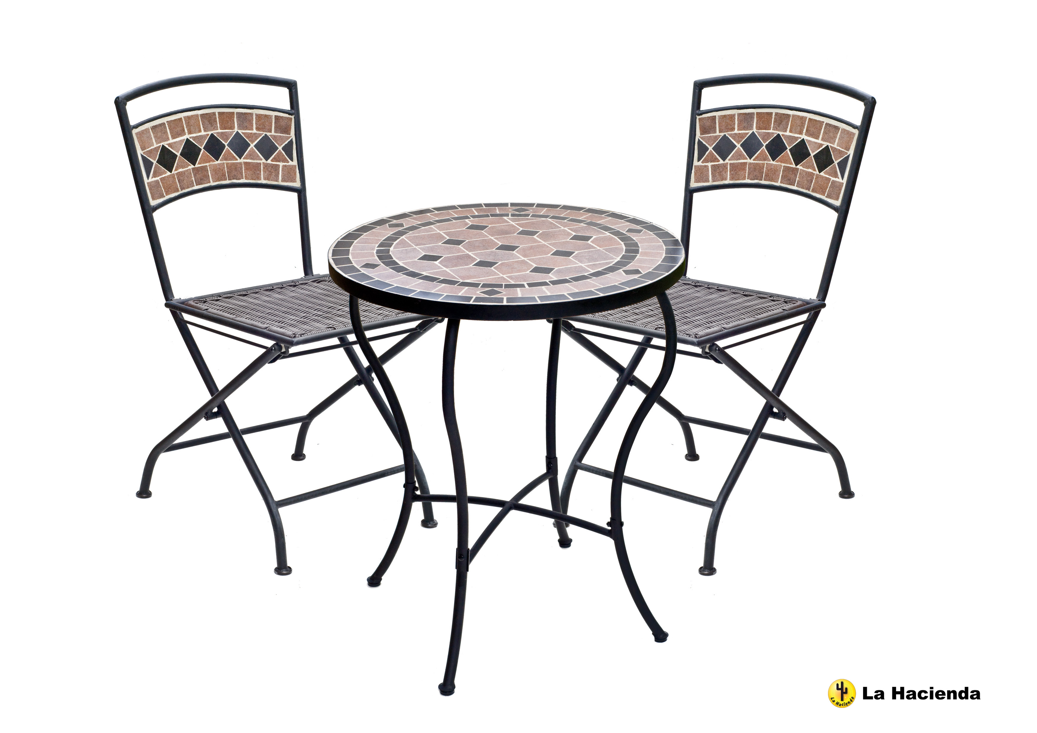 POMPEI BISTRO TABLE CHAIR SET 2 CHAIRS PATIO GARDEN  : 58151 from www.ebay.co.uk size 3508 x 2480 jpeg 906kB