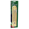 View Item TRADITIONAL GARDEN THERMOMETER. CELSIUS AND FARENHEIT. -40 to 50 / 120. WOOD.