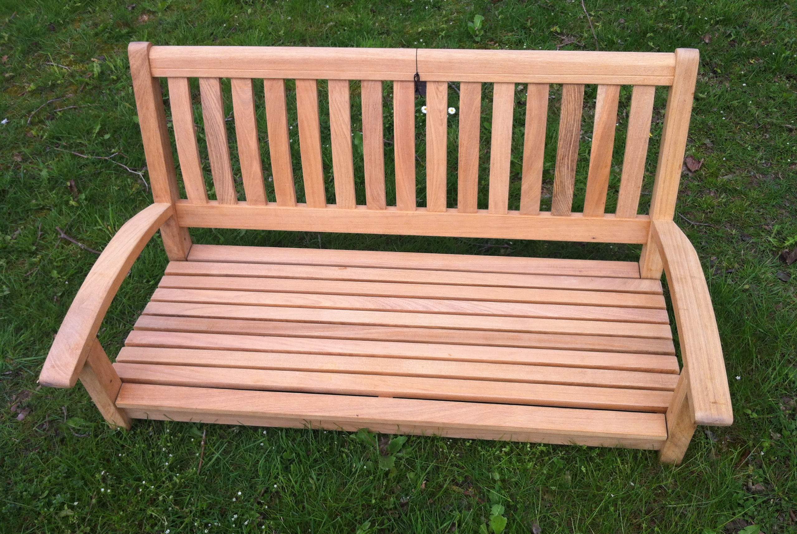 Swinging wooden garden benches replace bench amusing