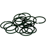 View Item 100 PLANT RINGS. IDEAL FOR SECURING PLANTS / FLOWERS / VEGETABLES. PRACTICAL.
