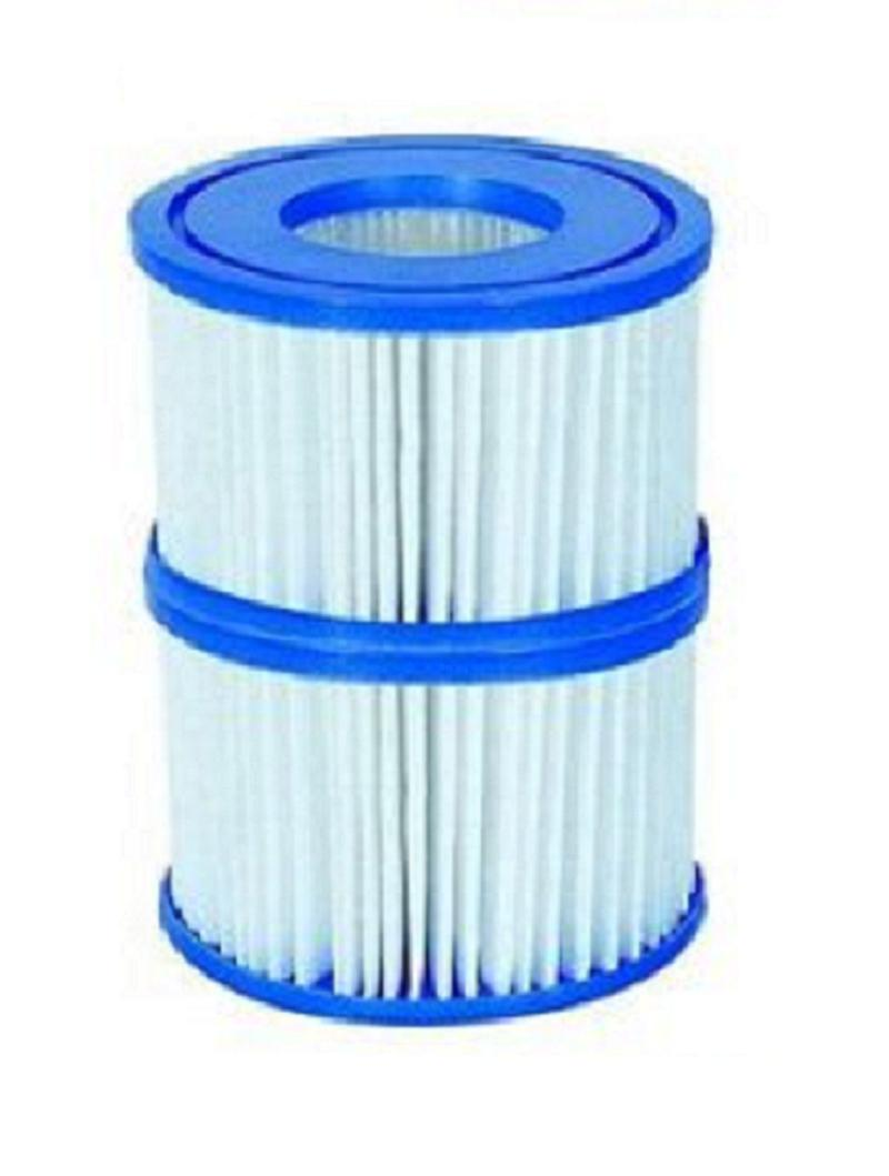 Type 6 Vi Swimming Pool Filter Pump Cartridge Twin Pack Lay Z Spa Ebay