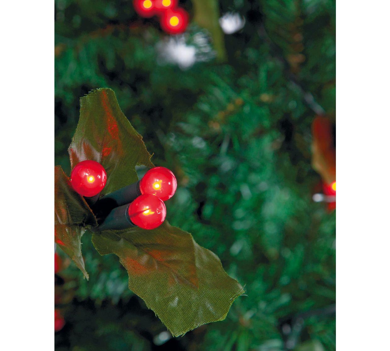 Berry Christmas Tree Lights
