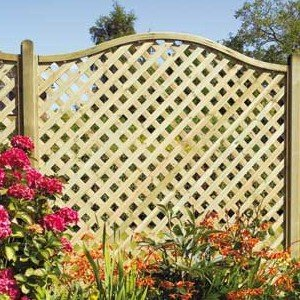 Cheap Fence Panels and Discount Privacy Fence vs. quality Cedar