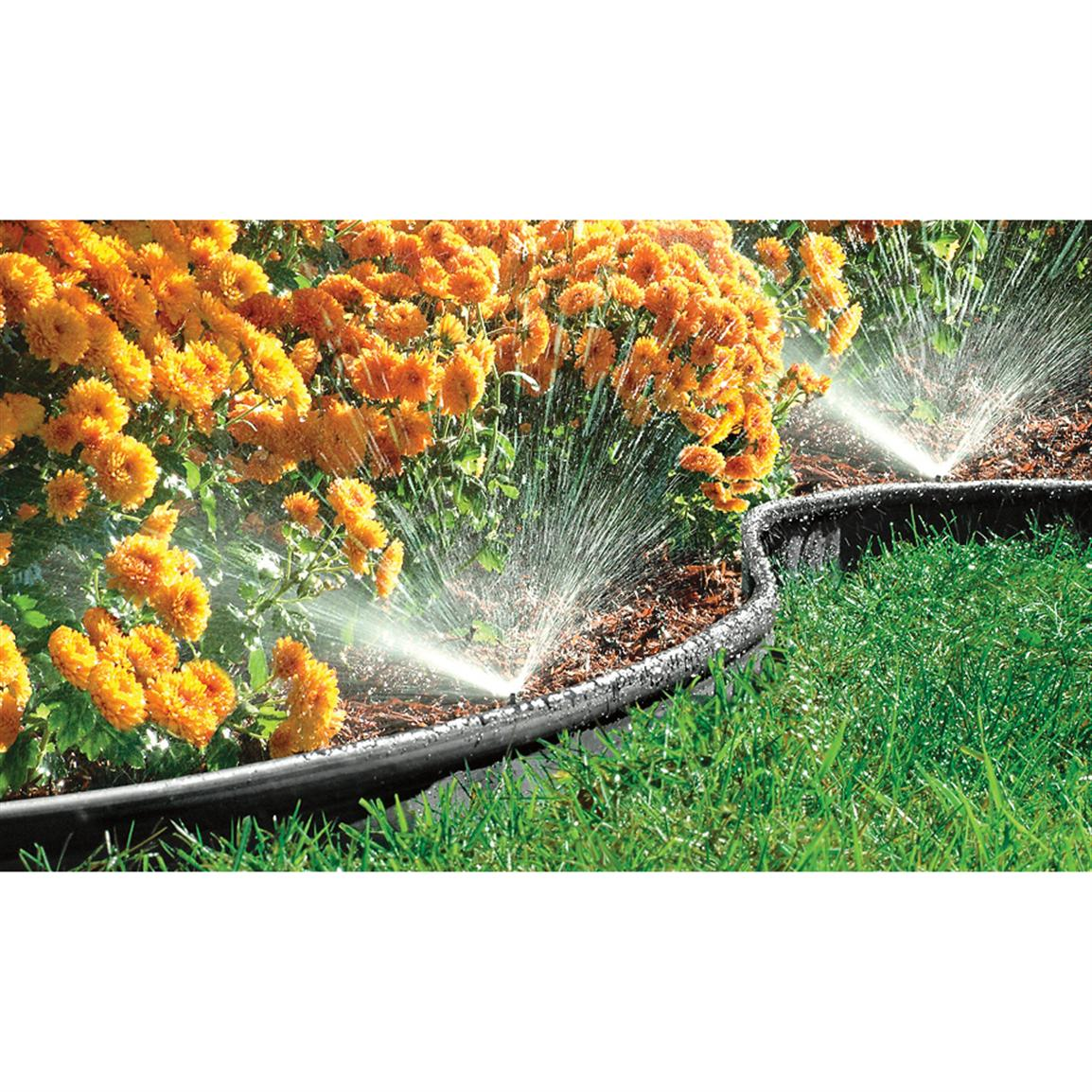 HOSE PIPE GARDEN WATER IRRIGATION SYSTEM WATERING PLANTS
