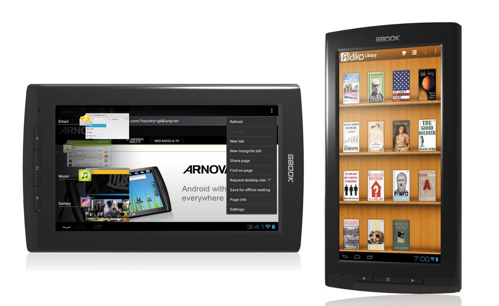 how to read ebooks on android tablet