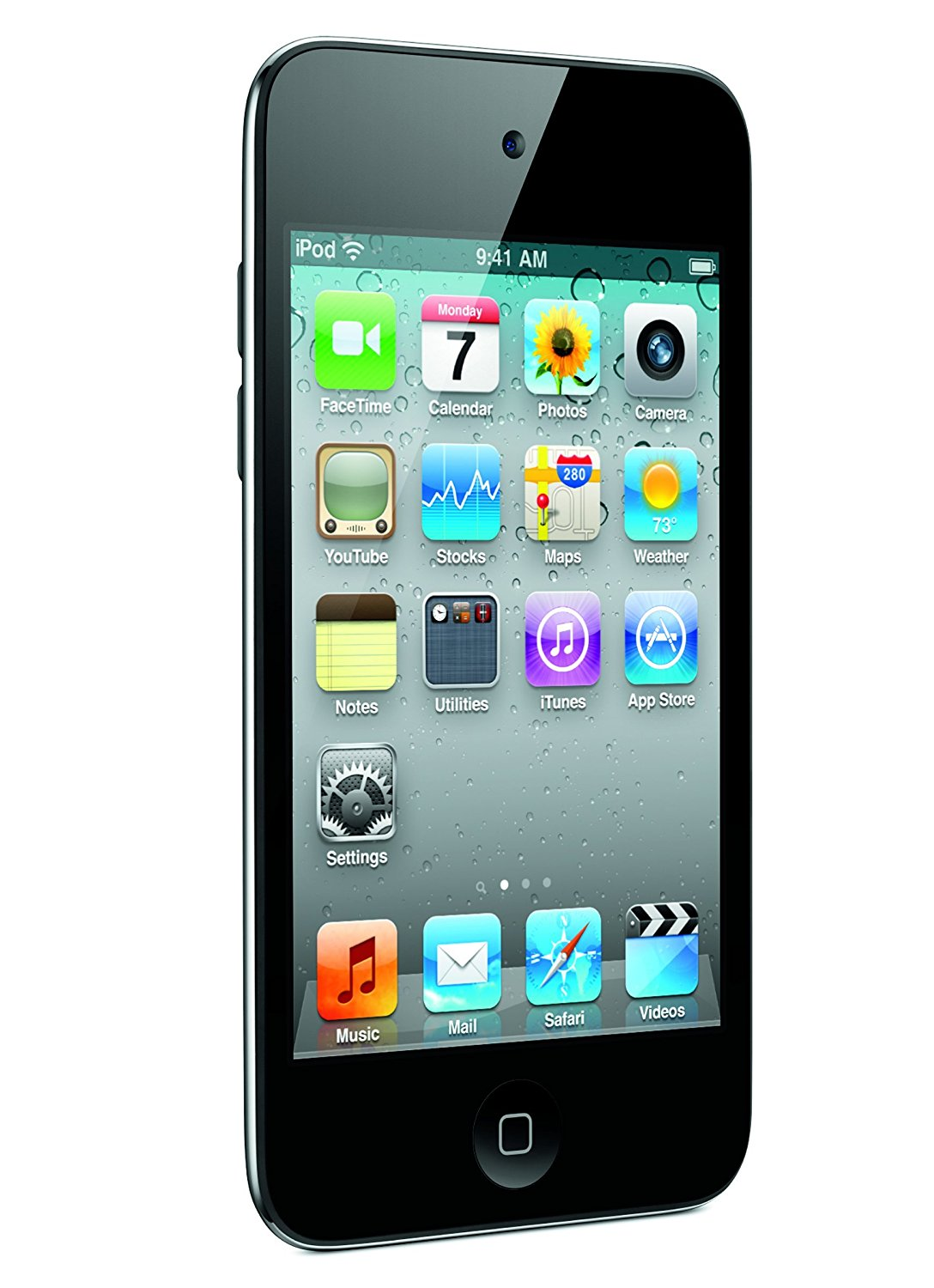 How do you find your ipod nano s password and apple ID
