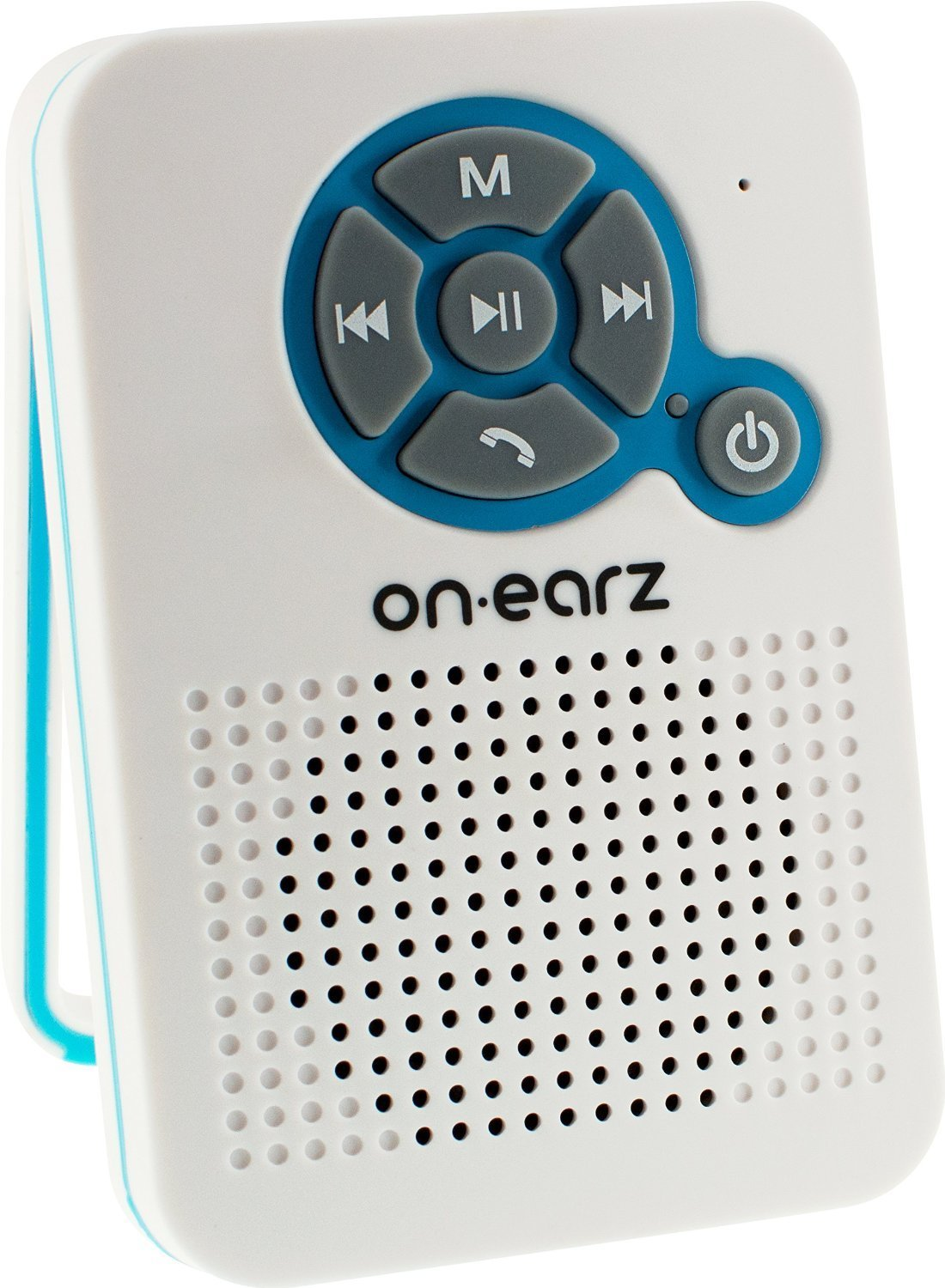 Onearz P105 Portable Wireless Bluetooth Shower Speaker Fm