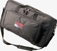 View Item Gator Multi Purpose Bag for guitar multi effects, mini keyboards and mixers etc.