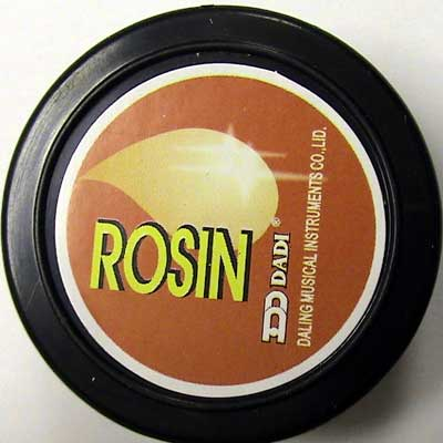 DARK ROSIN for violin, viola, cello. Bow resin strings
