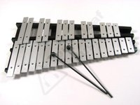 View Item Folding glockenspiel (30-note) with carry case