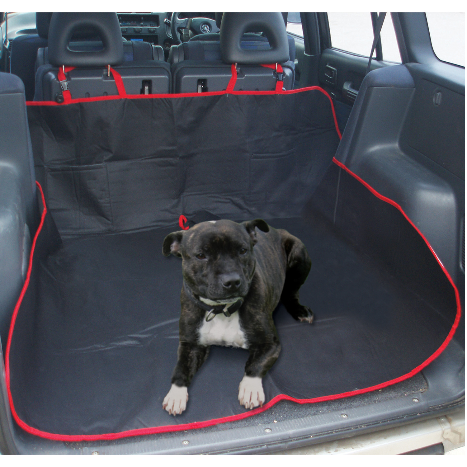 heavy duty waterproof pet car boot liner cover mat ideal