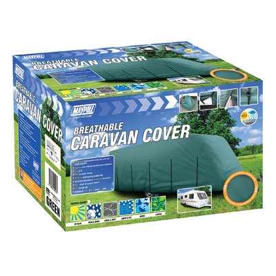 Maypole Quality Outdoor Caravan Winter Cover Small 14ft Enlarged Preview