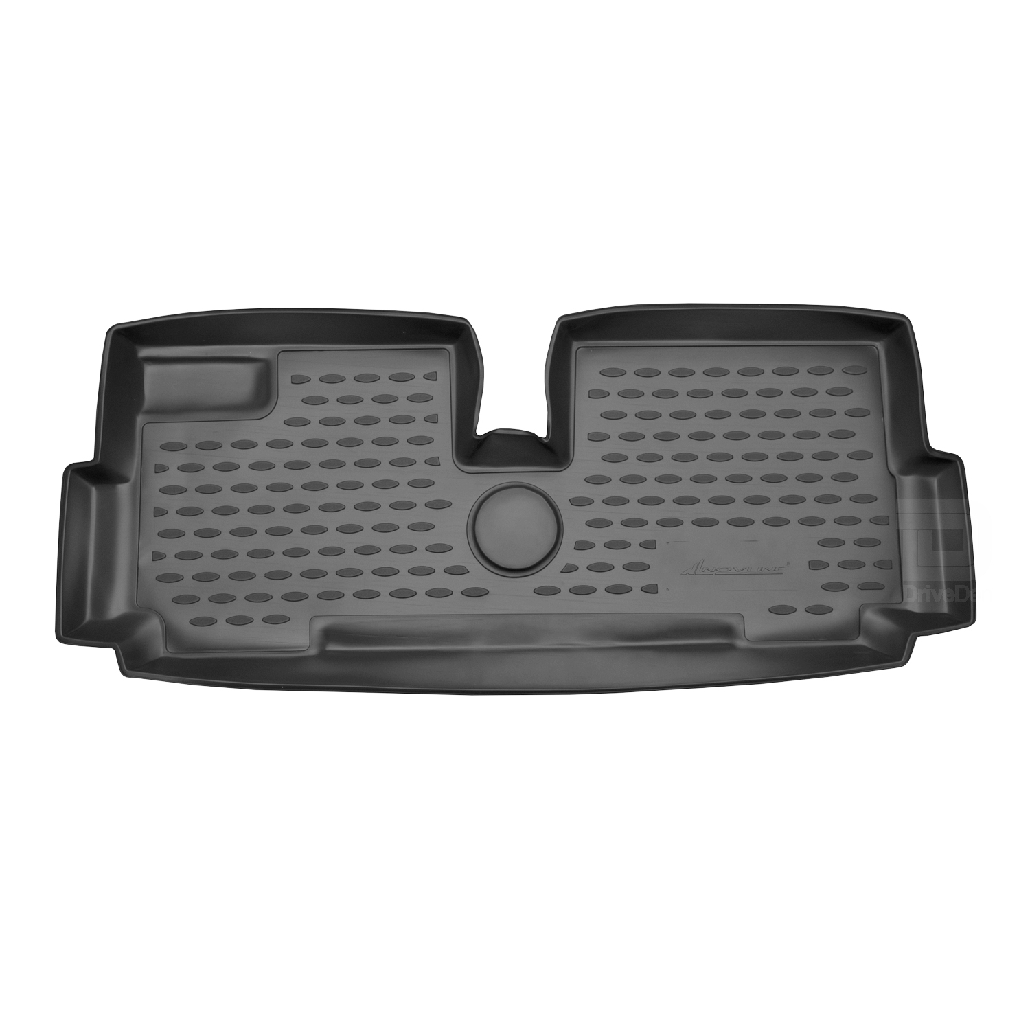 Rubber mats discovery 4 - Land Rover Discovery 4 7 Seater 09 16 Rubber Boot Liner Fitted Black Floor Mat Ebay