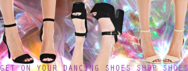 Get On Your Dancing Shoes