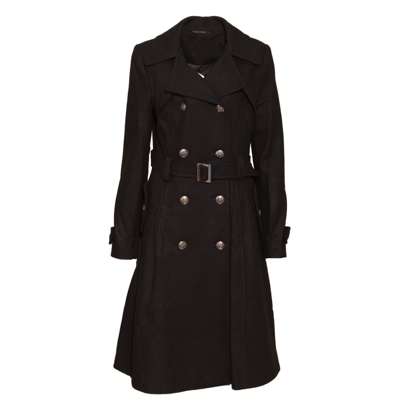 Military womens coat