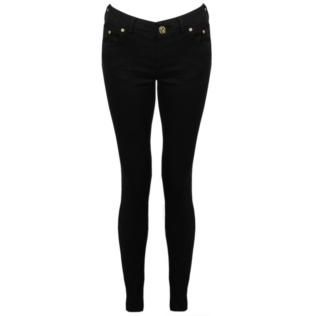 Luxury Girls In Black Jeans | Bbg Clothing