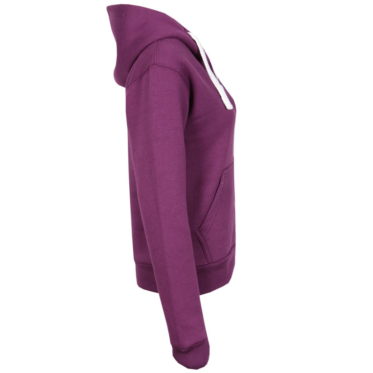 Purple zip up hoodie