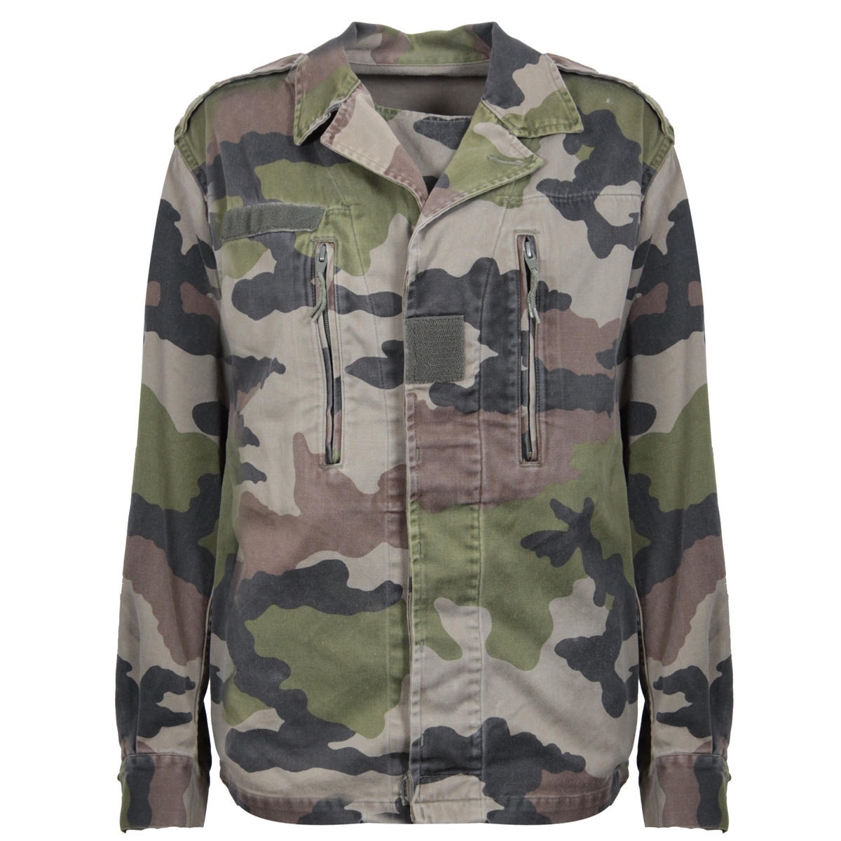 Camo womens coat