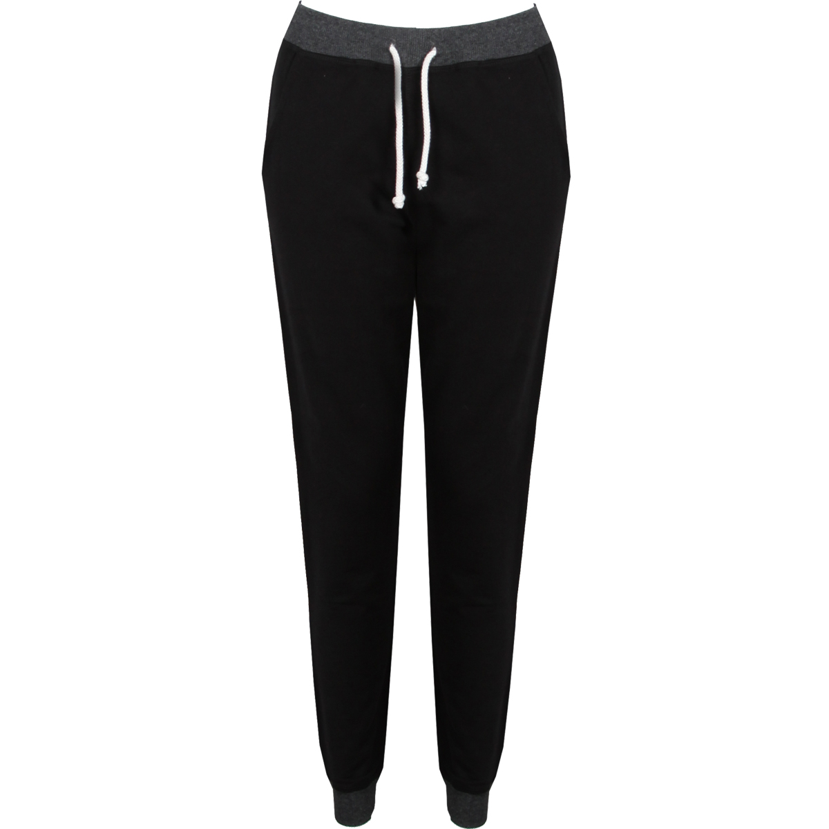 New Uniqlo Women Ponte Jogger Pants In Black  Lyst