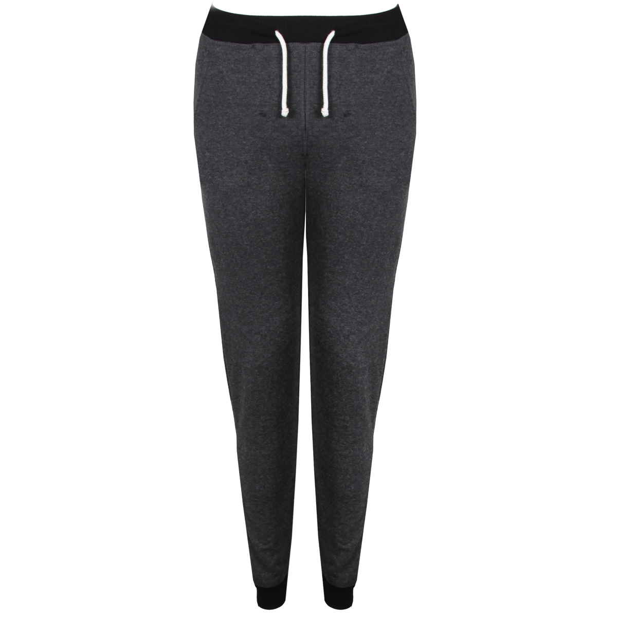 Model Womens New Ladies Grey Loungewear Set Sweatshirt Joggers Tracksuit