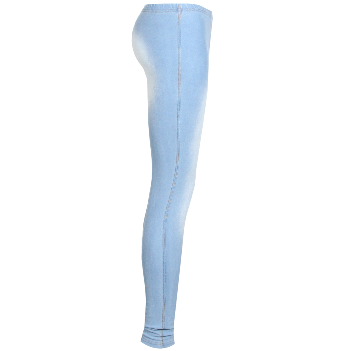 Martha Stewart Sz 12 Knit Denim Pull-On Jean Leggings Light Blue. New (Other) $ Time left 4d 21h left. 0 bids +$ shipping. Women's Denim Pants Ripped Slim Skinny Boyfriend Jeans Long Trousers Jeggings. Women's Sexsy light blue jeggings size small soft and stretchy pants SLS Brand New · S. $ Top Rated Plus. Sellers with.