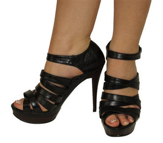 View Item Gladiator High Heels