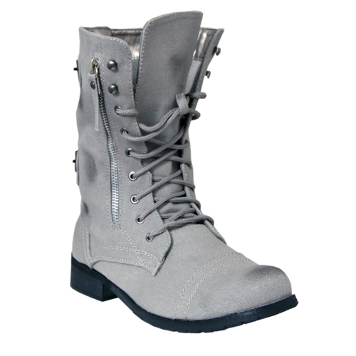 Buckle Military Boot Preview