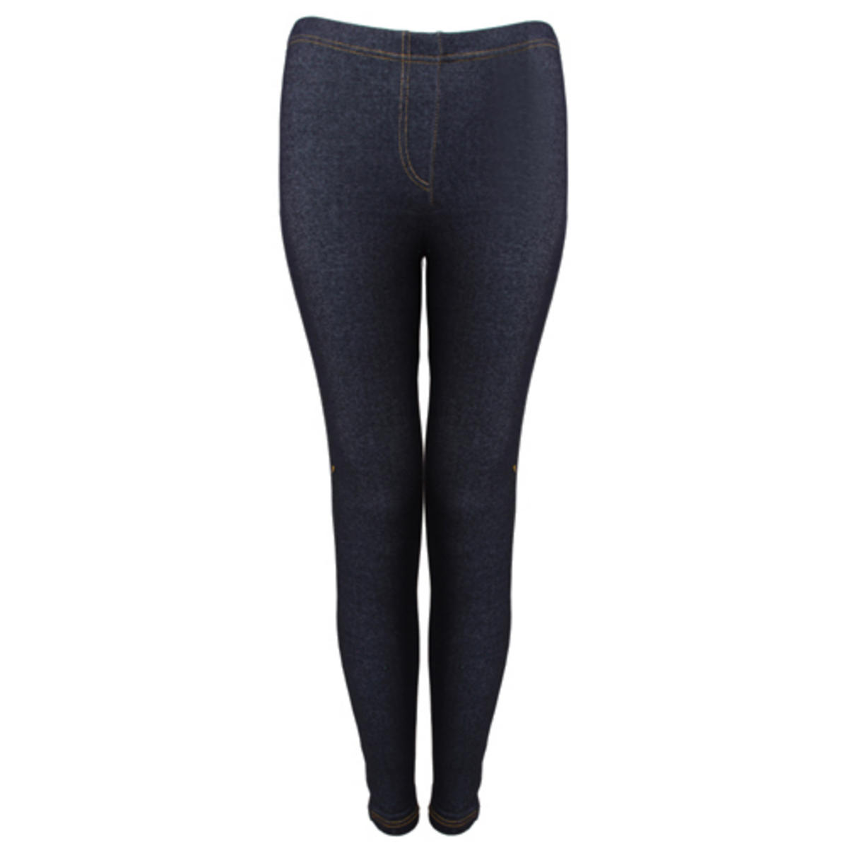 Blue Denim Jean Legging Preview