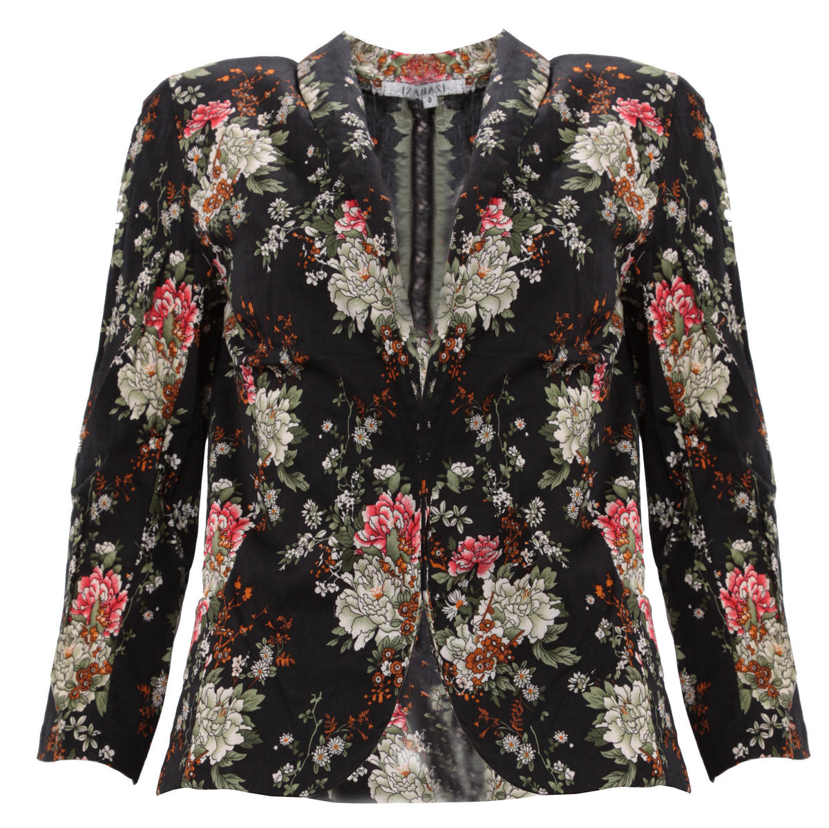 Lightweight Floral Blazer Preview