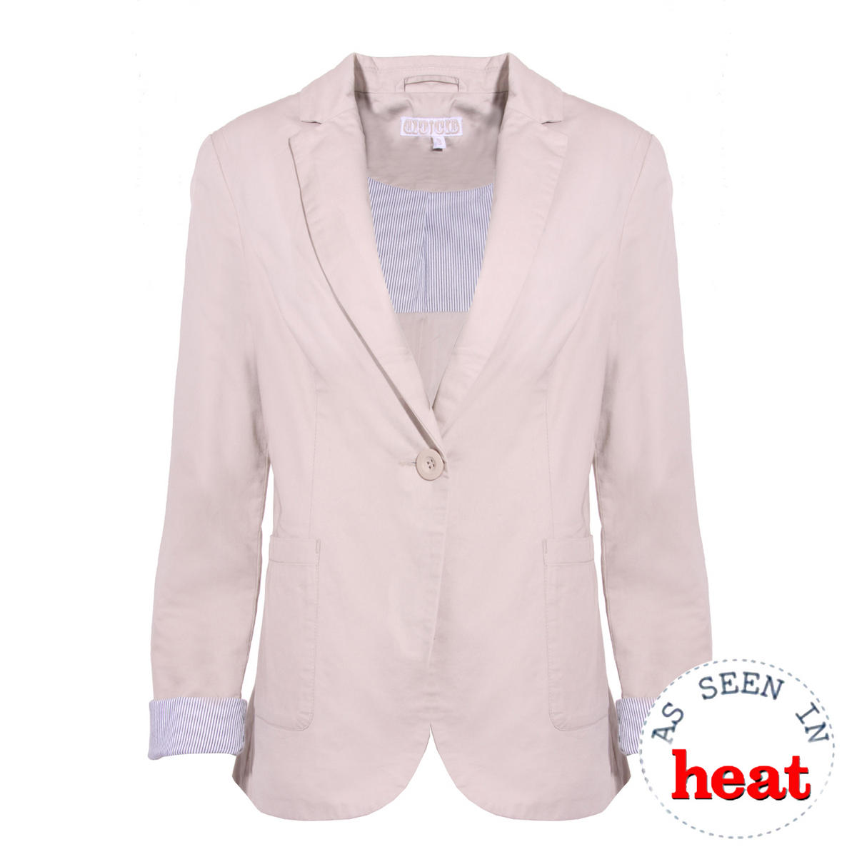 Stone Boyfriend Blazer Preview