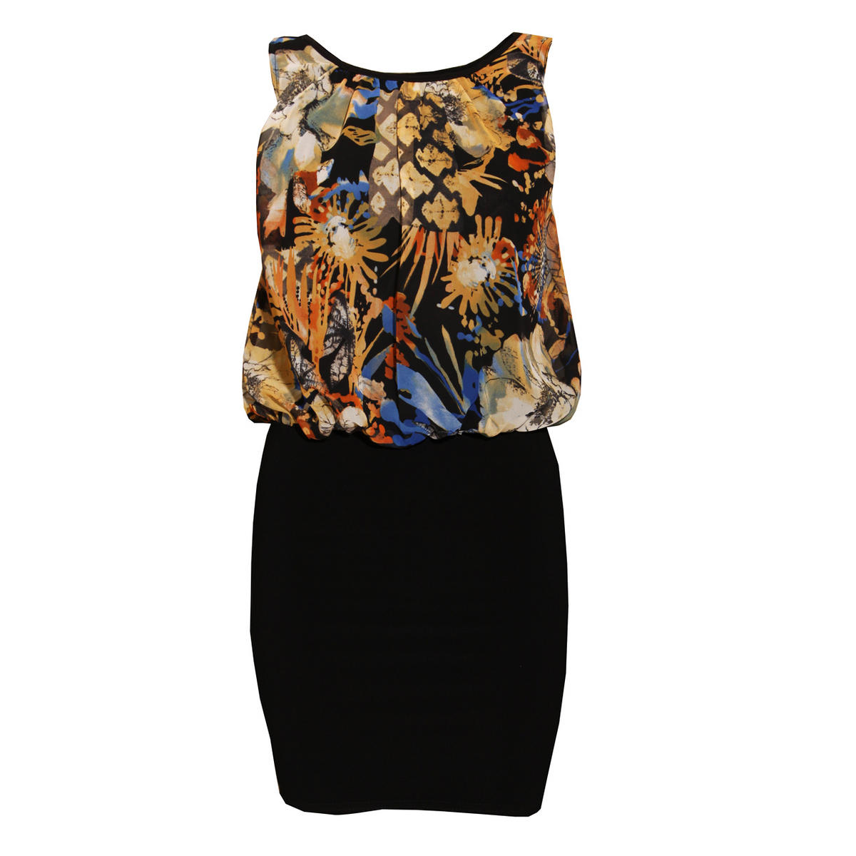 Tribal Print Bodycon Dress Preview