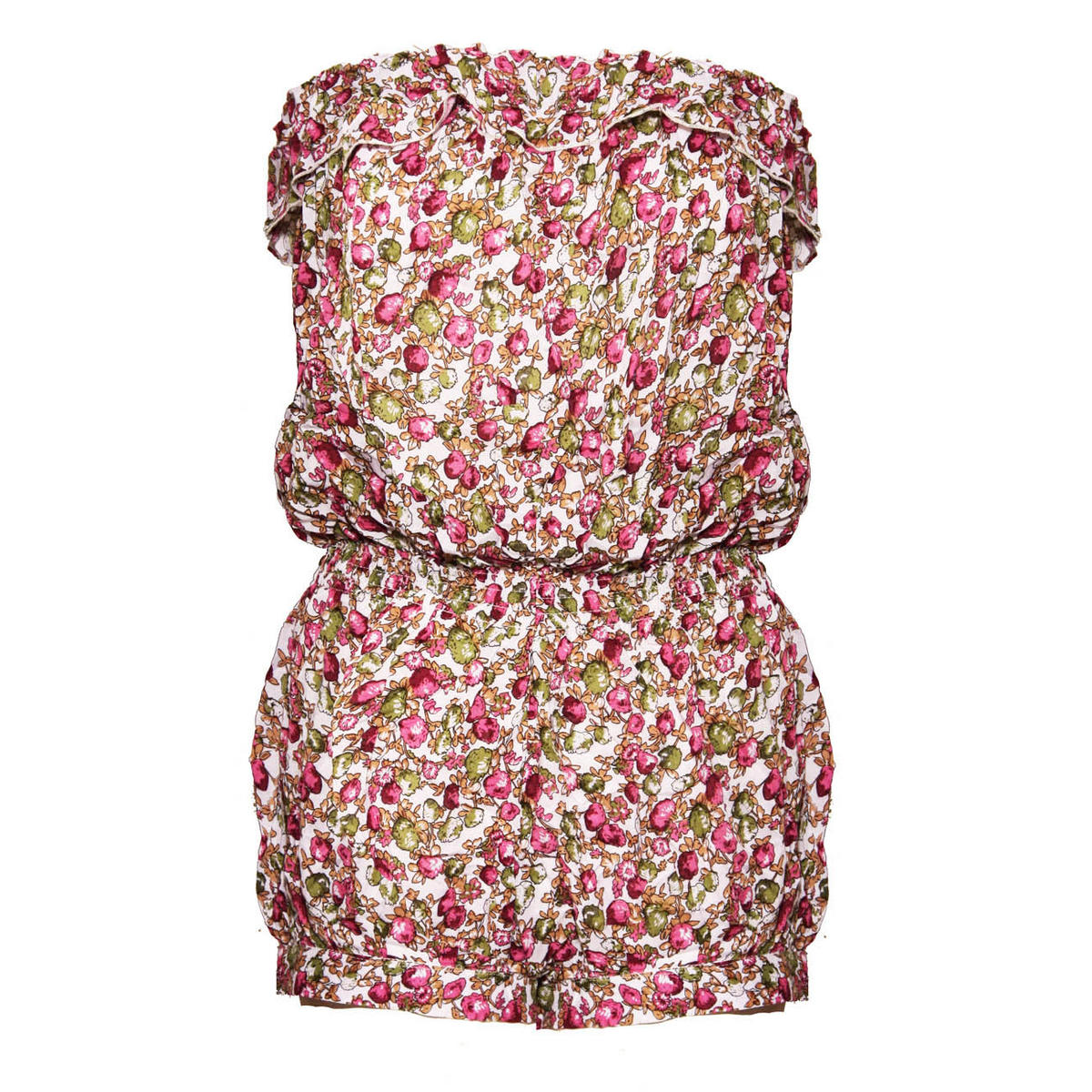 Ditsy Floral Playsuit Preview