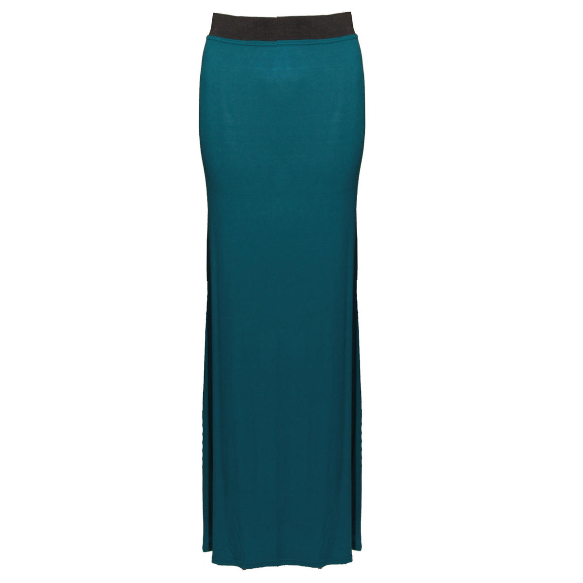 Teal Jersey Maxi Skirt Preview