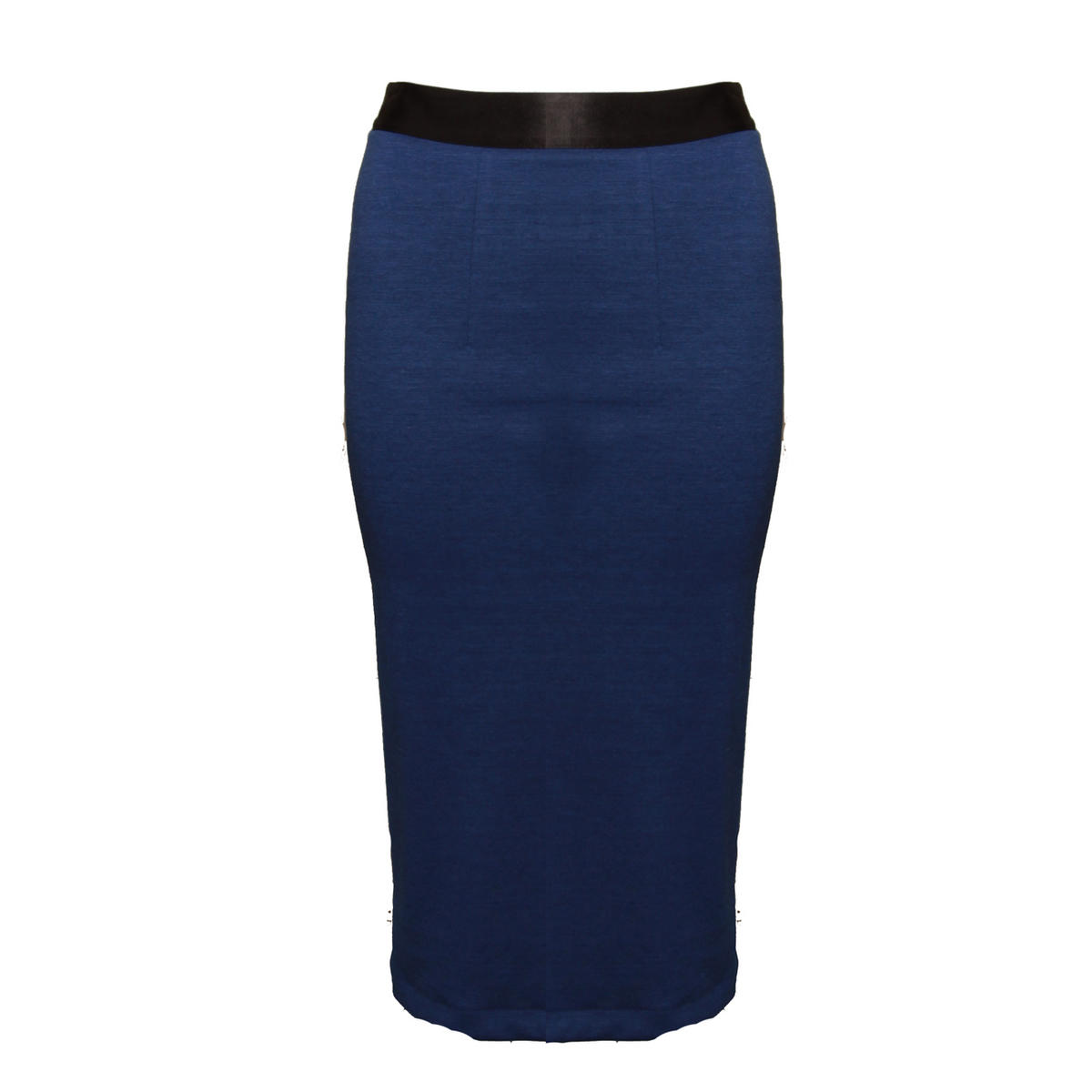 Blue Midi Skirt Preview