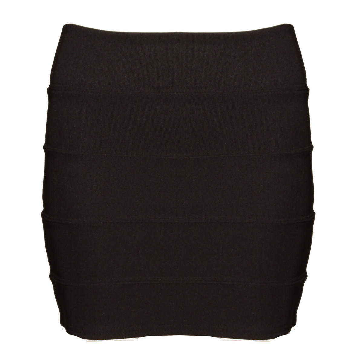 Black Bandage Bodycon Skirt Preview