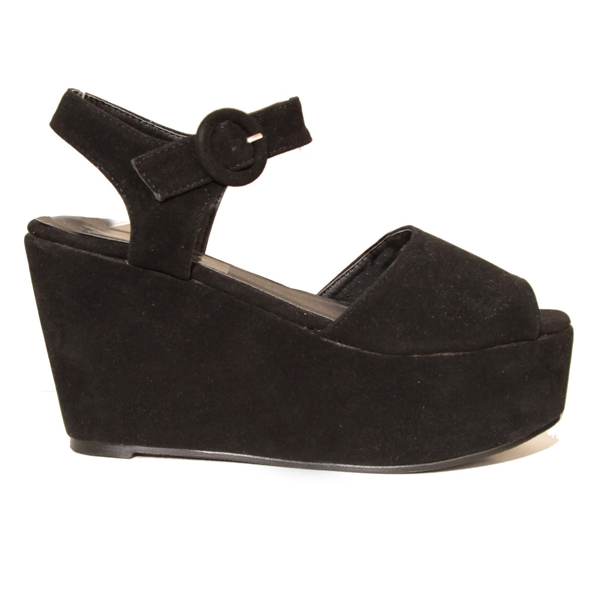 Shop for black platform sandals at angrydog.ga Free Shipping. Free Returns. All the time.