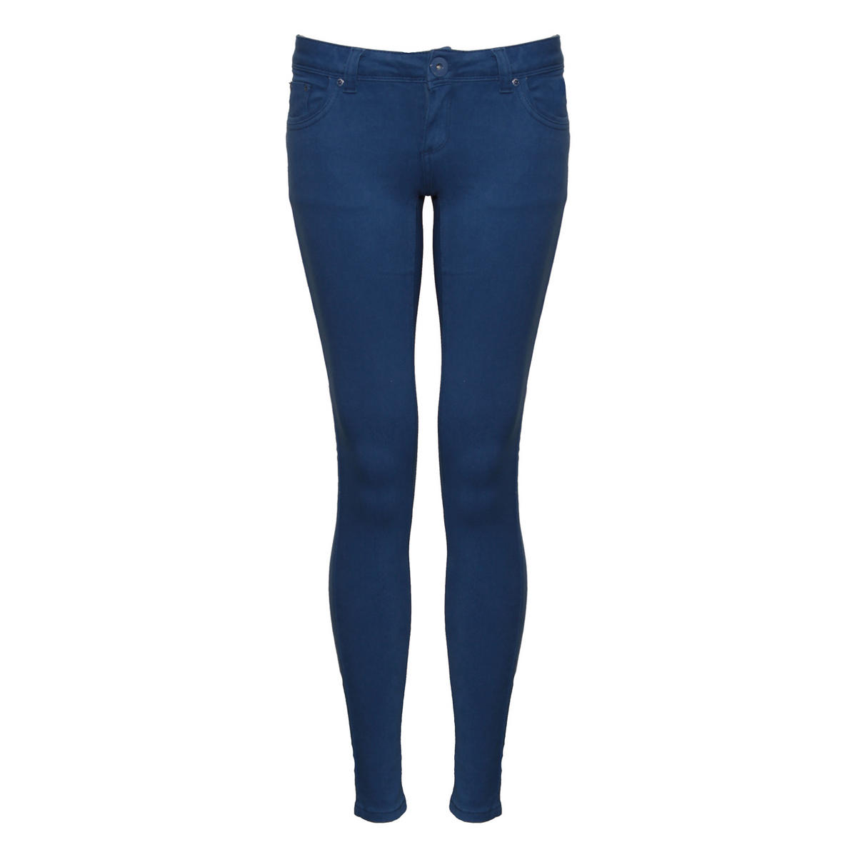 SIZE 14 ONLY Blue Skinny Fit Jean Preview