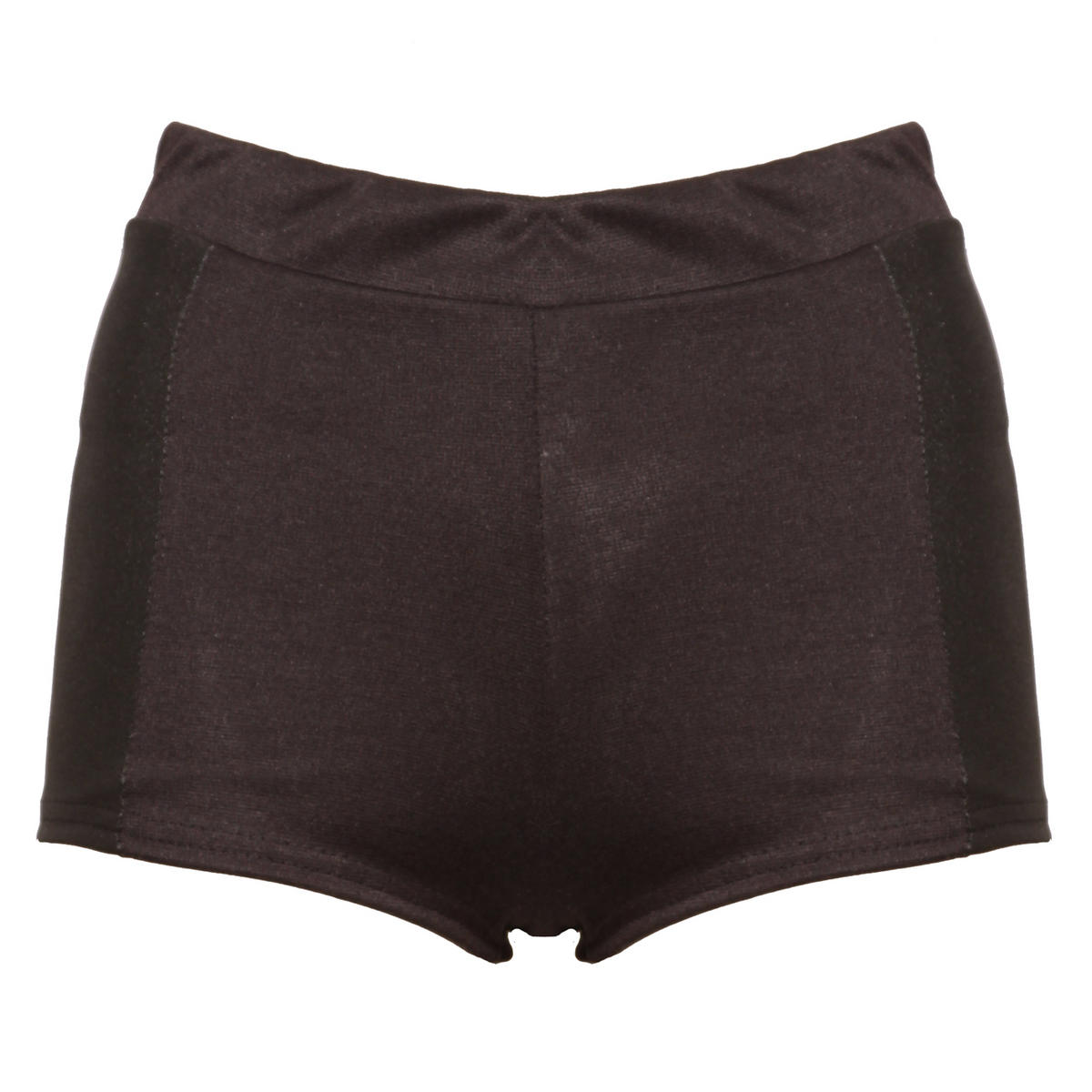 PU Panel Knicker Hot Pants Preview